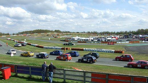 Race Tracks UK