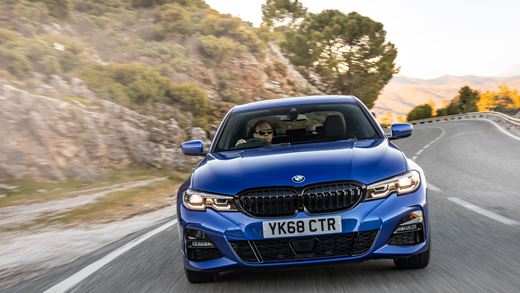 BMW 3 Series; The compact executive saloon, updated