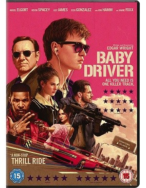 Baby Driver DVD