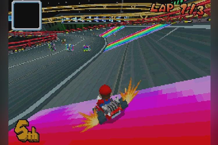 Mario Kart DS - 2005