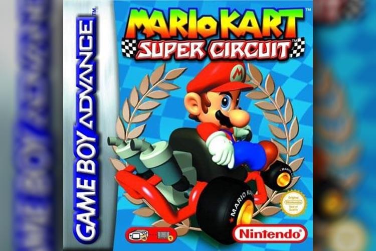 Mario Kart Super Circuit - 2001