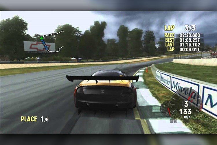 Forza Motorsport - 2005