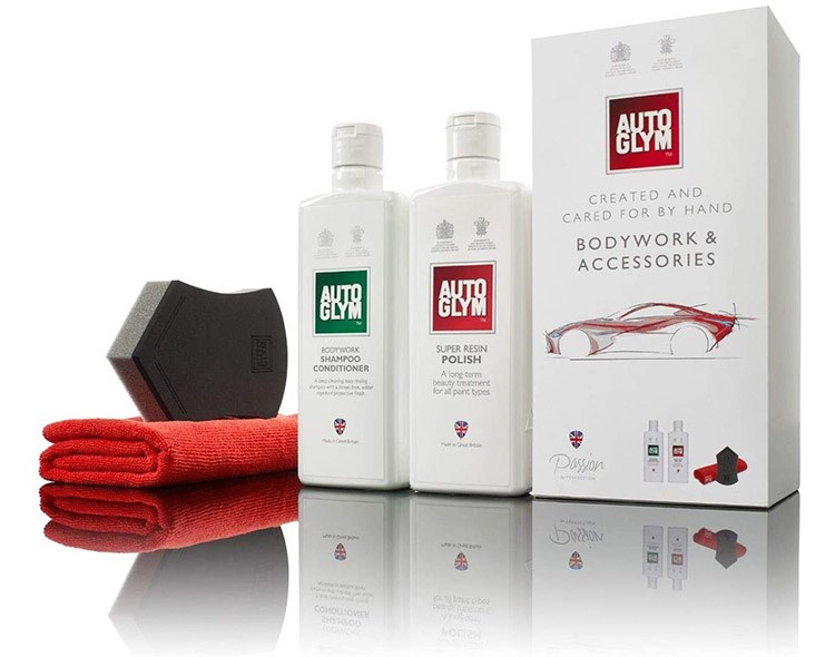 AUTOGLYM Car Cleaning Collection Kit