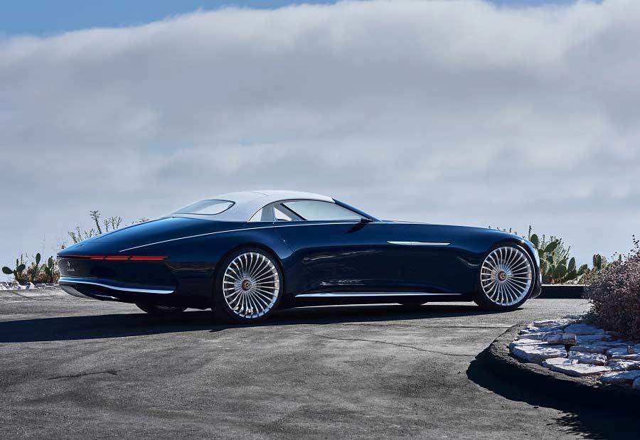 9. 2017 - Mercedes-Maybach Vision