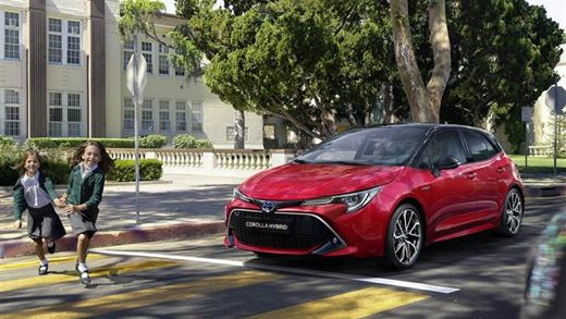 The All New Toyota Corolla