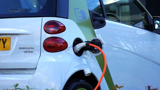 Electronic Car Charging Points
