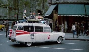 1. Ectomobile- Ghostbusters- Cadillac (Miller-Meteor)