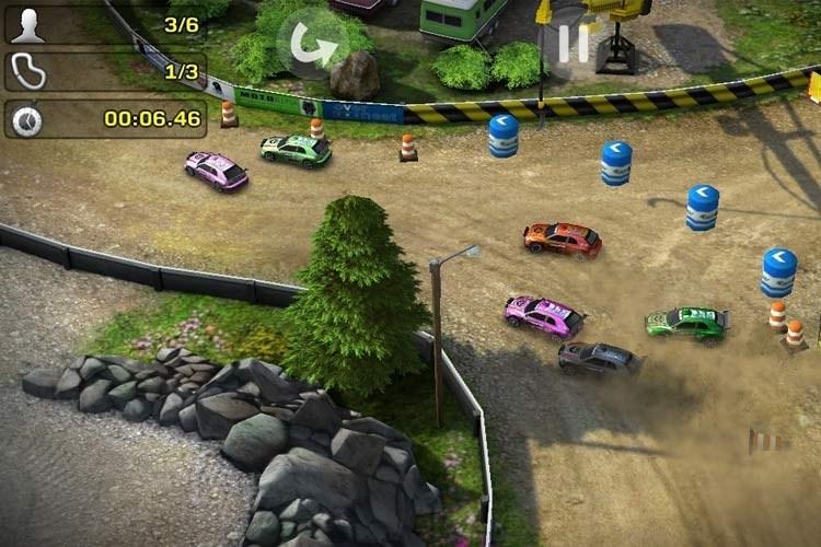 Reckless Racing 2 (iOS) - 2012