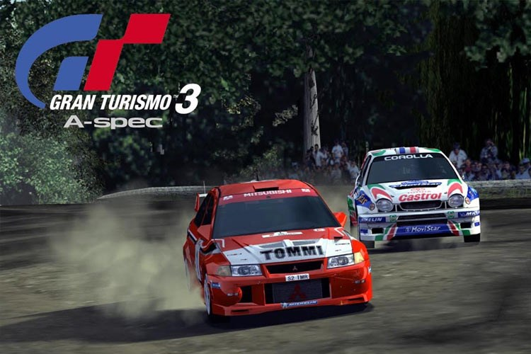 Gran Turismo 3: A-Spec - 2001
