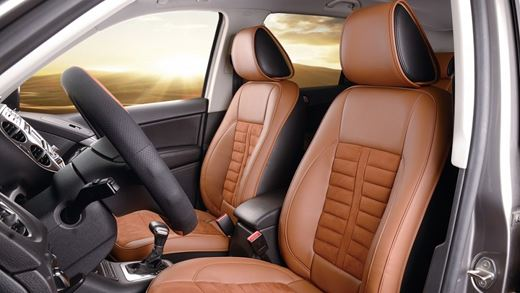 What Are Car Seats Made Of?