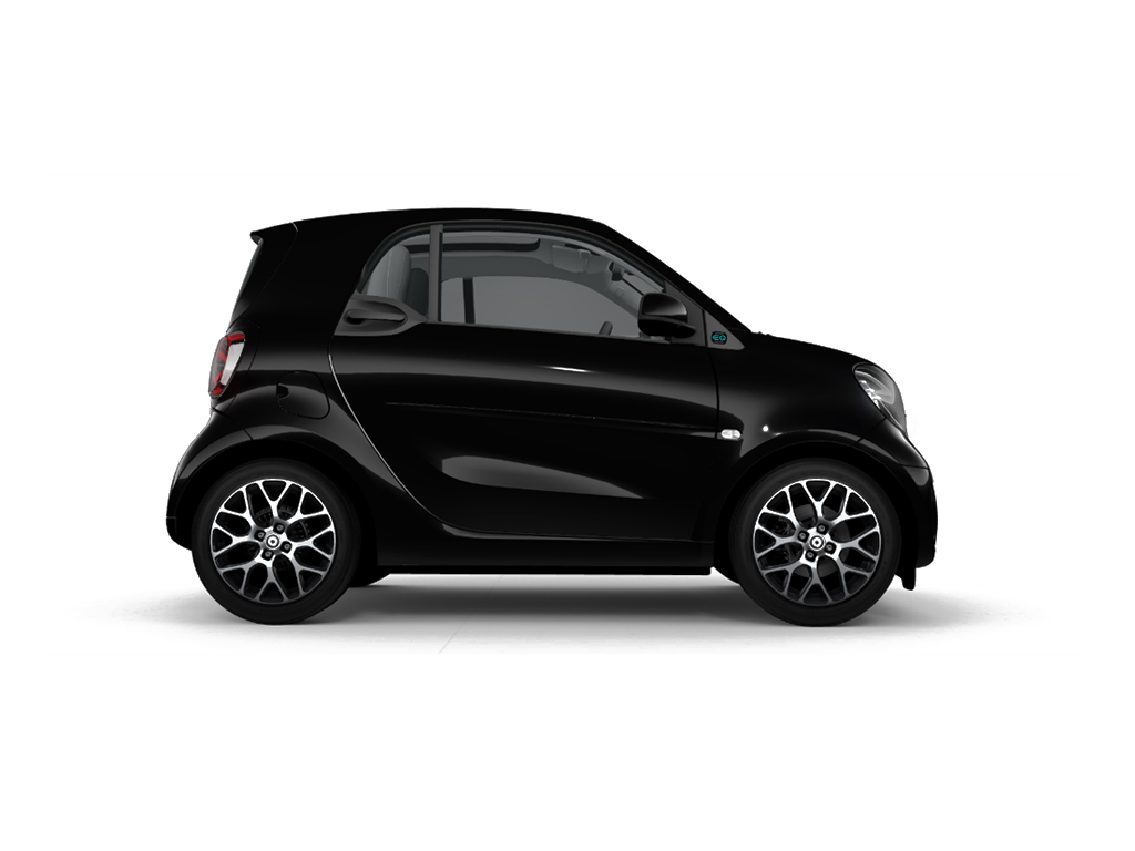 smart Fortwo Coupe 60kW EQ Exclusive 17kWh 2dr Auto 22kWCh