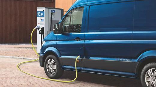 Electric & Hybrid Vans