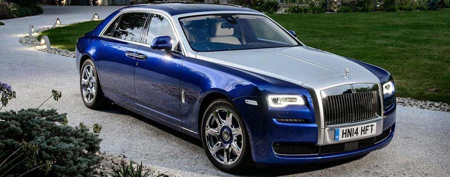 Charlie Brake - Rolls-Royce Ghost