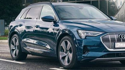 New All-Electric Audi e-Tron