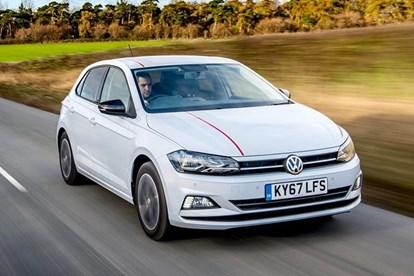 Automatic Volkswagen Polo