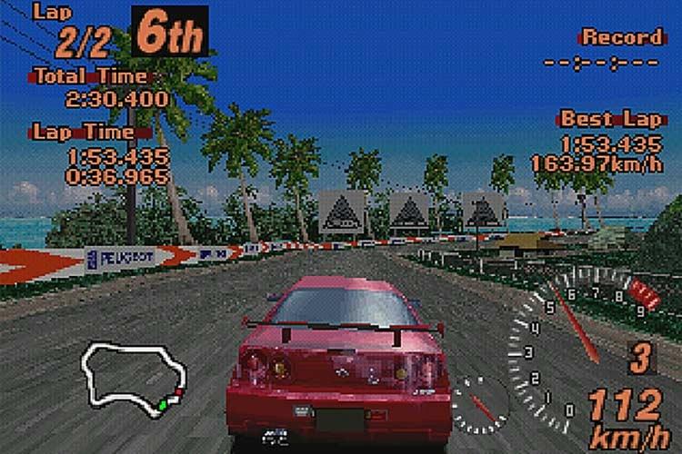 Gran Turismo 2 - 1999