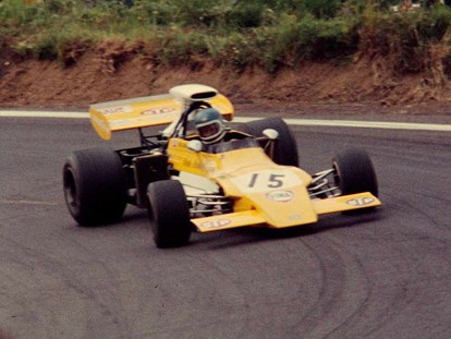 1972 French Grand Prix Beuttler