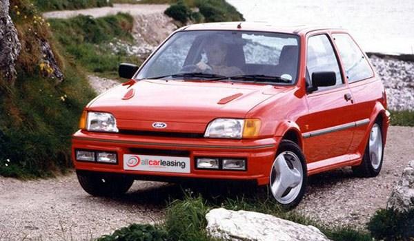 Ford Fiesta Mark 2
