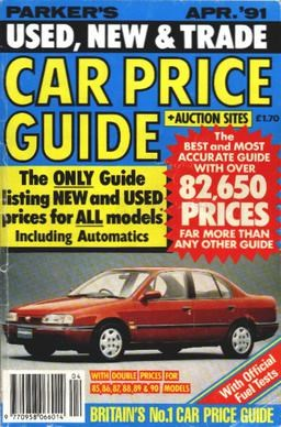 Parker's Car Price Guide