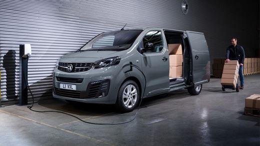Electric & Hybrid Van Leasing Deals