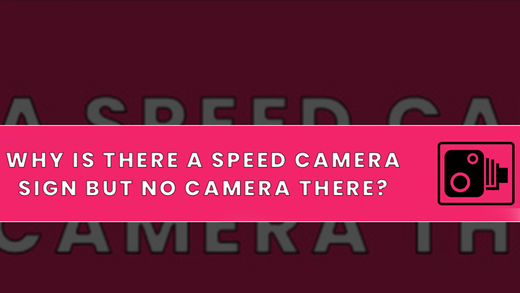 Speed Camera Sign But No Camera