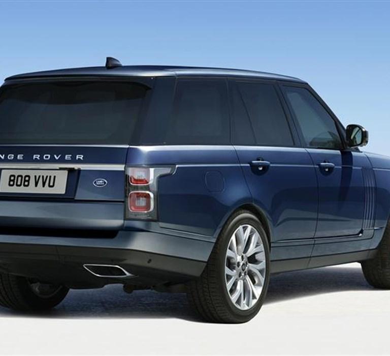 Range Rover Leasing Deals UK | All Car Leasing