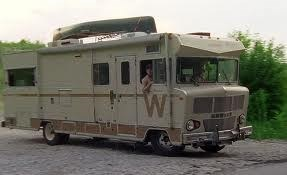 5. Walking Dead- The RV- 1973 D27C Winnebago Chieftain