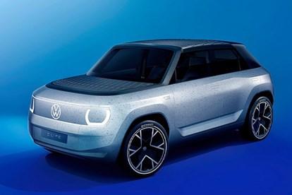 Volkswagen ID Life Concept Car