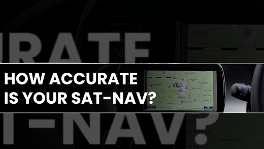 How Accurate Is Sat Nav Travel Time Estimation?