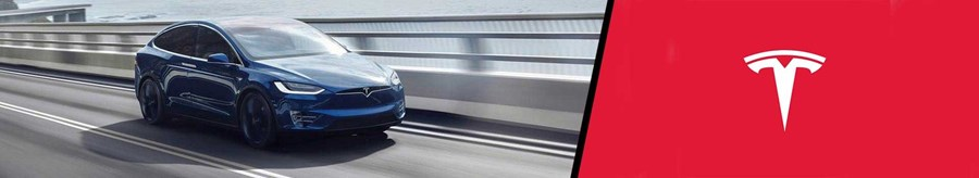 esla Model X Performance Ludicrous