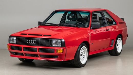 Top cars of the last 40 years