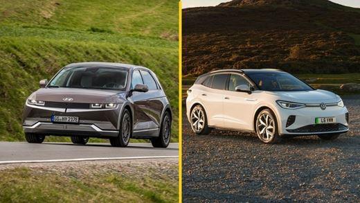 Hyundai Ioniq 5 vs Volkswagen ID.4
