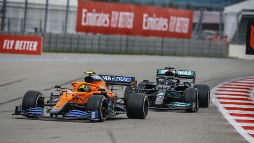 Russian GP: Hamilton scores a record-breaking 100th F1 win