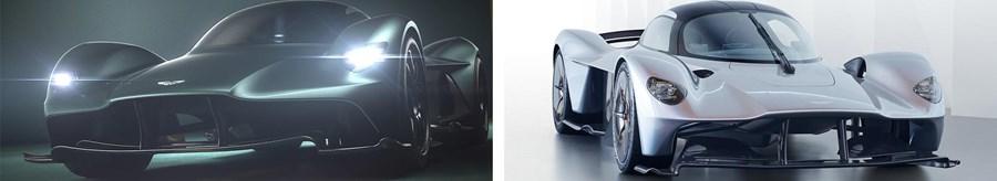 8: Aston Martin Valkyrie - $3.2 million