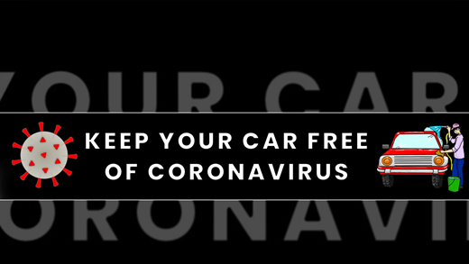 Coronavirus Car Hygiene Guide