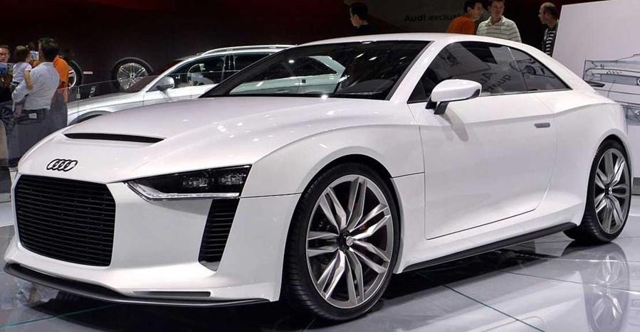 4. 2010 Audi Quattro