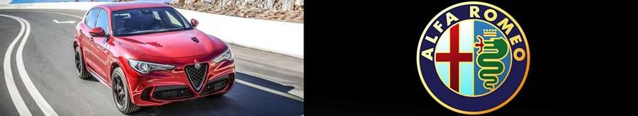 Alfa Romeo - Stelvio Quadrifoglio