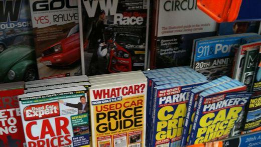 History of UK Car Magazines