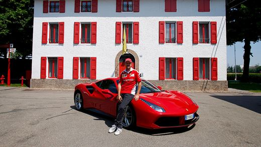 Sebastian Vettel is selling his impressive collection of supercars