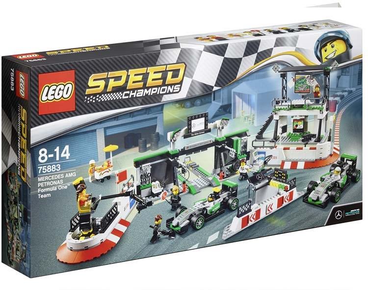 LEGO Mercedes-Benz AMG Petronas Formula 1 Team