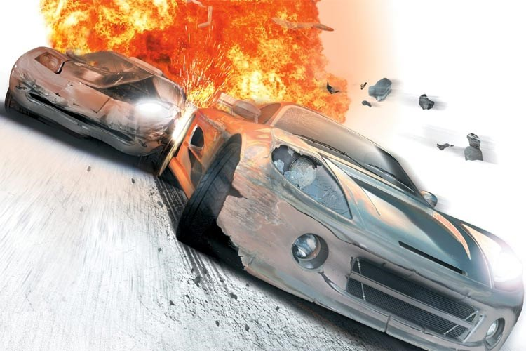 Burnout 3: Takedown - 2004