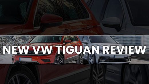 The All-New Volkswagen Tiguan - Review