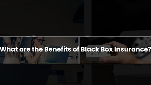 What is black box insurance and what are the benefits?