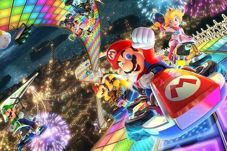 Mario Kart 8 Deluxe - 2017