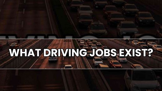 What Paid Driving Jobs Are There?
