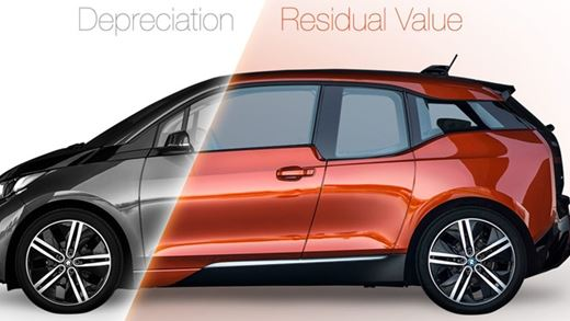 What does residual value mean