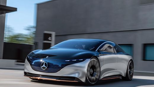 Luxury cars and the future