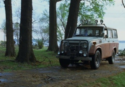 10. The Mist-1968 Toyota Land Cruiser