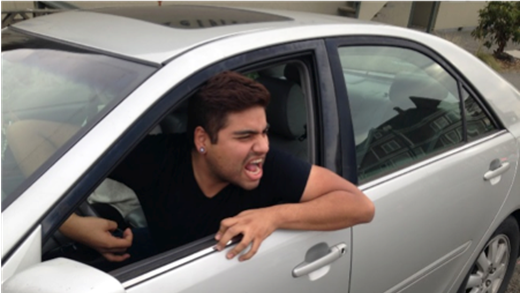 Road Rage! The Most Aggravated Drivers On UK Roads