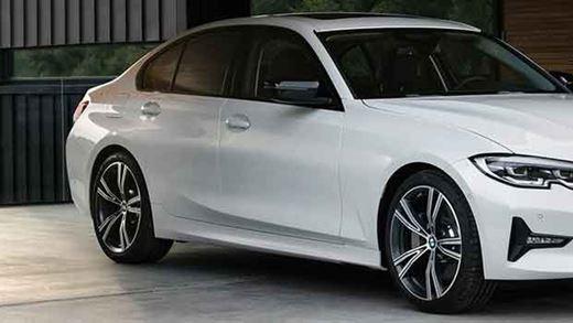 New BMW 3-Series Saloon
